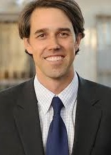 Beto O`Rourke (Democratic Texas Congressman)