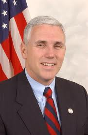 Mike Pence (V.P. and Former Governor)
