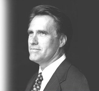 Mitt Romney (Republican Utah Senator and former Massachusetts Governor)
