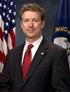 Kentucky Senator Rand Paul (R)